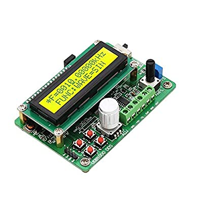 Fashionlook Udb1008S Udb1000 Series DDS Function Signal Source Module Signal Generator with 60Mhz Frequency Meter Sweep Counter