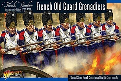 French Old Guard Grenadiers - Black Powder Warlord Games