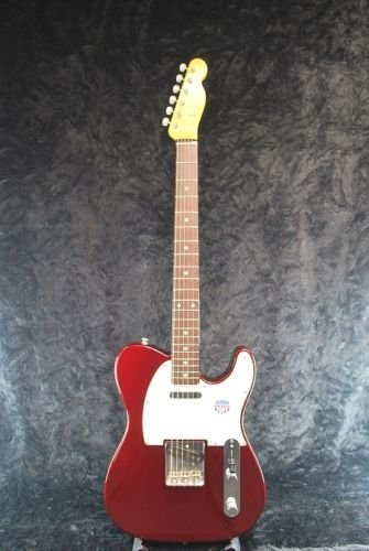 Series Telecaster Classic 60s Custom - Fender Japan Exclusive Series / Classic 60's Telecaster US Pickups OCR Red