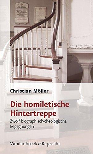 Download Die homiletische Hintertreppe pdf
