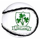 Ireland Sliothar Traditional Hurling Ball White