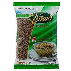 Raitip, Dried Mung Bean, 500 g (Pack of 1)
