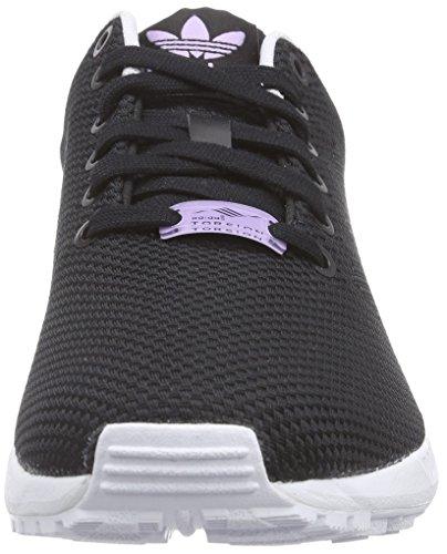 Adidas ZX Flux Weave Women Schuhe core black-core black-bliss purple - 39 1/3