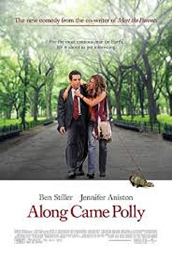 Along Came Polly 2004 S/S Movie Poster 11x17