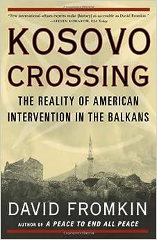 Book Kosovo Crossing
