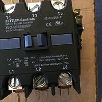 CONTACTOR 3 POLES 50A 24V (3 Pole 50 Amp 24 Volts)