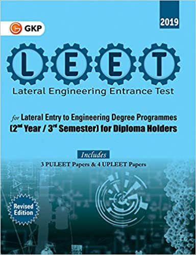 LEET (Lateral Engineering Entrance Test) 2019