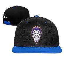 North Carolina Tar Heels Logo Hip-hop Baseball Cap RoyalBlue