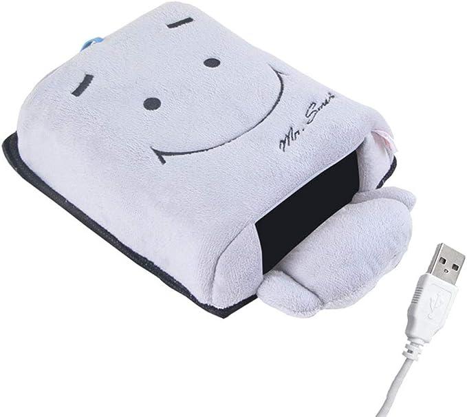 YANHTSO Cojín de Ratón USB Calentador de la Mano ...