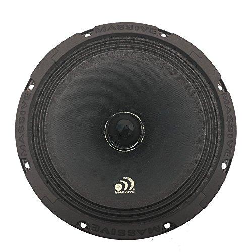 150w Rms Speaker (Massive Audio M8 - 8