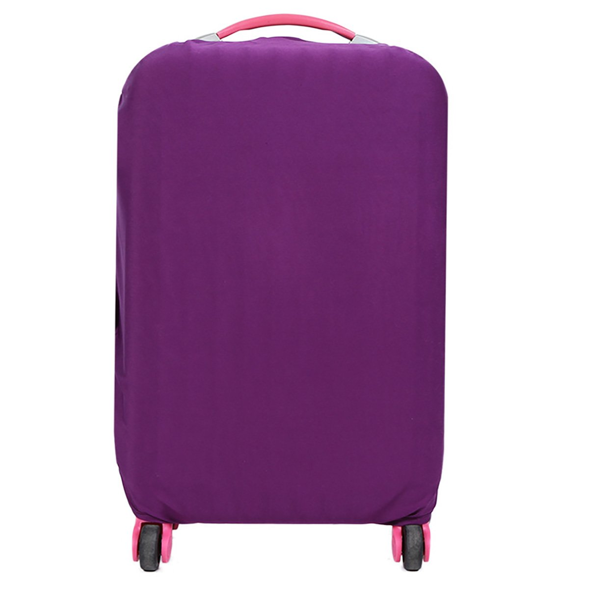 THEE Travel Luggage Elastic Cover Suitcase Washable Anti-Scratch Stretchy Protector SJJJBW1060r-m