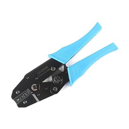 KKmoon MC4 Herramientas de engarzado solar Pinza fotovoltaica Conector fotovoltaico Herramienta de corte Engarzadores de alambre