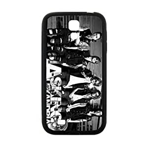 CASECOCO(TM) Asking Alexandria Series Case&Cover For Samsung Galaxy S4 -Black