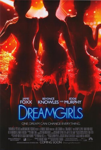 Pop Culture Graphics Dreamgirls 27x40 Movie Poster