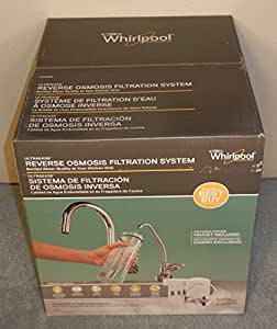 Whirlpool WHER25 Reverse Osmosis Water Filtration System