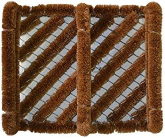 Imports Decor Boot Scraper Mat, 12 x 14