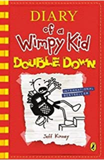 Diary of a wimpy kid do it yourself book amazon jeff kinney diary of a wimpy kid double down diary of a wimpy kid book 11 solutioingenieria Choice Image