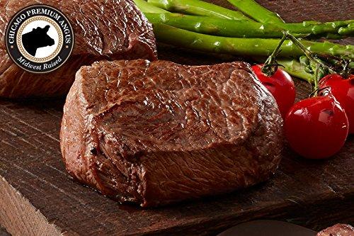 USDA Prime - 6 (6oz) Top Sirloins Steak Delivered (Steak Gift Delivery)
