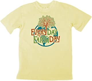 product image for Earth Creations Boys Clay Dyed Earth Day Tree T-Shirt