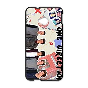 Happy One Direction Design Personalized Fashion High Quality Phone Case For HTC M7