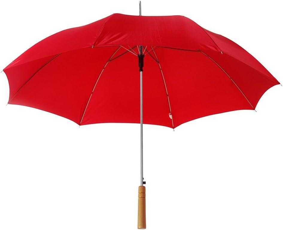 Bleu - 1220412 eBuyGB Parapluie Cannes Bleu Clair