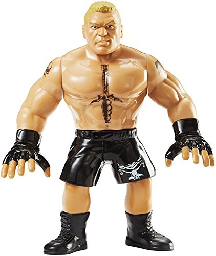 WWE Retro Collection Brock Lesnar Action Figure 4.5 Inches
