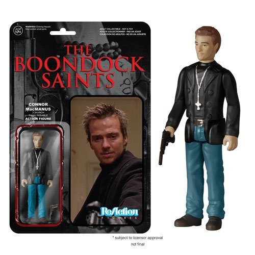 Boondock Saints Connor MacManus ReAction 3 3/4-Inch Retro Action Figure by Boondock Saints