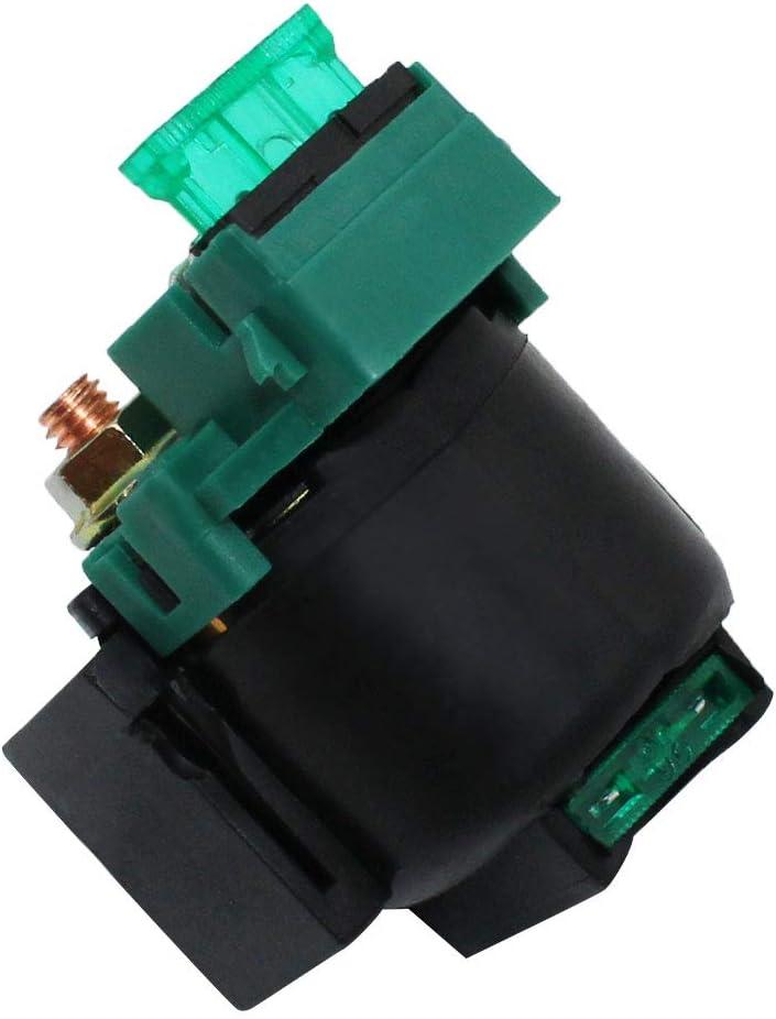 Yerbay Anlasser Starter Relais magnet f/ür TGB 325 425 500 525 550 Blade Quad ATV