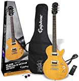 Epiphone ENA2AANH3 Solid-Body Electric Guitar, Antique Natural