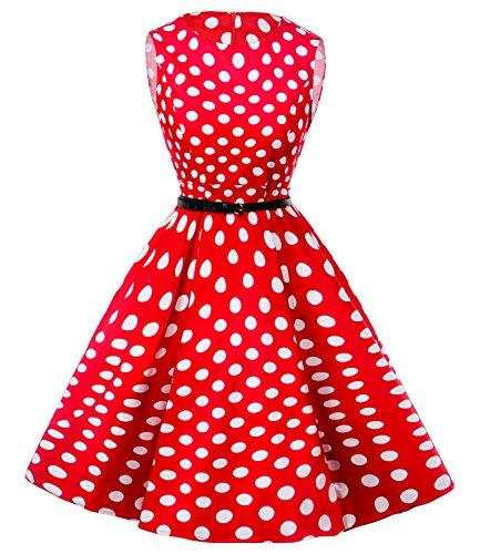 50s house dress - 2