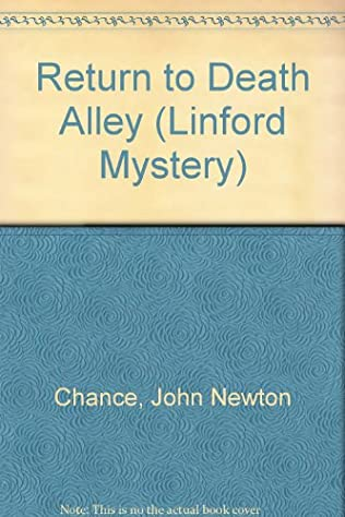 book cover of Return to Death Alley