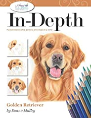 In-Depth Golden Retriever Tutorial: Mastering Colored Pencils One Step at a Time