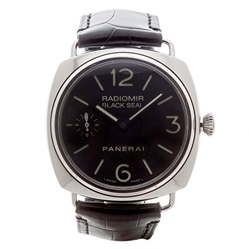 Panerai Radiomir mechanical-hand-wind mens Watch PAM00183 (Certified Pre-owned)