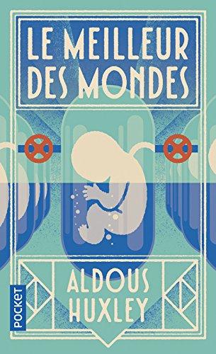 Le meilleur des mondes (Anglais) Poche – 17 août 2017 Aldous HUXLEY Jules CASTIER Pocket 2266283030