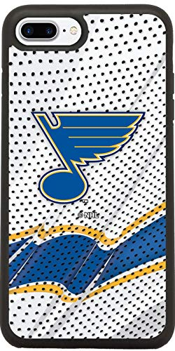 St Louis Blues - Away Jersey Design on Black iPhone 8 Plus Guardian Case by Fanmade