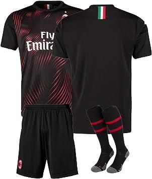 Olanra Personalizadas Conjunto Camisetas de Fútbol para Niños Hombres Juveniles Personalice Camisa de Fútbol Pantalones Cortos Calcetines con Cualquier Nombre y Número: Amazon.es: Deportes y aire libre