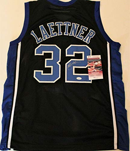 d958925f8fc0 Christian Laettner Duke Blue Devils Authentic Jerseys at Amazon.com