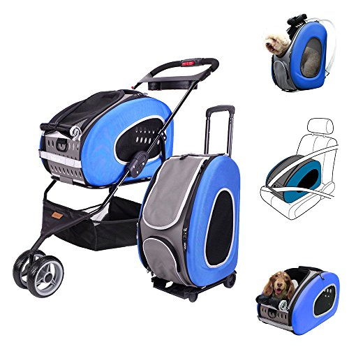 Cat Strollers For 2 Cats - 4