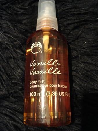 d663209848 Amazon.com   BUY THE BODY SHOP Vanilla Body Mist SALE 100 ml (3.39 us fl oz)    Bath And Shower Spray Fragrances   Beauty