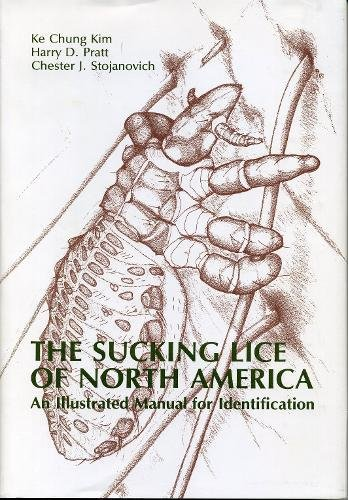 The Sucking Lice of North America: An Illustrated Manual for Identification