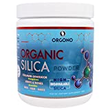 Silicium Laboratories LLC, Orgono, Organic Silica Powder, 4.23 oz (120 g) - 2PC