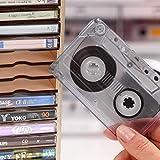 TunePhonik Wooden 16 Slot Cassette Tape Storage
