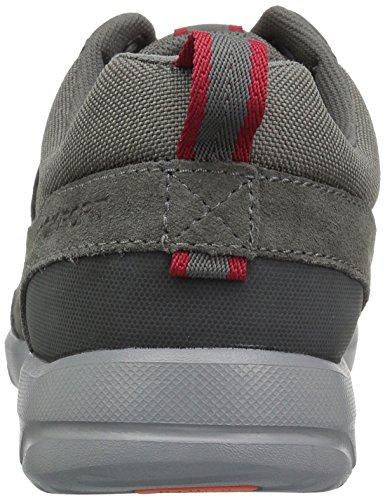 Rockport Mens Rydley Lace Up Sneaker Mode Ardoise