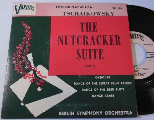 Tschaikowsky: The Nutcracker Suite - Part 2 VINYL 7