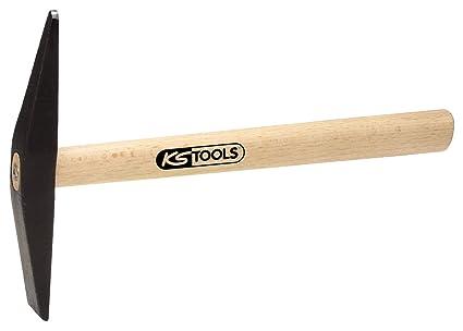 KS Tools 140.2170 Martillo Picador para soldadores, Cabeza forjada de Acero de Gran Calidad