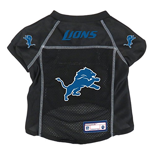 NFL Detroit Lions Pet Jersey, Small ()