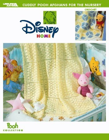 Amazon Cuddly Pooh Afghans For The Nursery Crochet Patterns