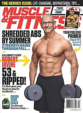 b0bd0c64632 Amazon.com  Muscle   Fitness  American Media Inc.  Kindle Store