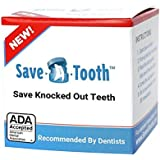 Certified Safety R512-029 Save-A-Tooth Preserving Kit, ADA Accepted