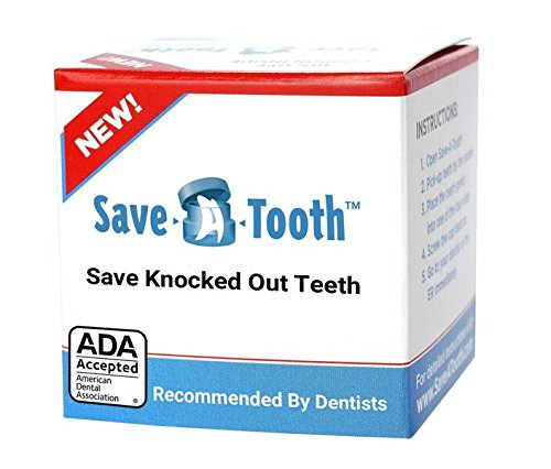 Save System (Certified Safety R512-029 Save-A-Tooth Preserving Kit, ADA Accepted, 2.6